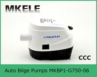 Wholesale DC V V Automatic Submesible Boat Bilge Water Pump GPH Auto with Float Switch