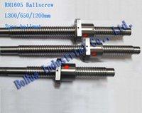 anti backlash ballscrew - Good NEW anti backlash ballscrew set ball screw RM1605 mm mm mm C7 cnc end machined