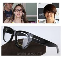 big eye glasses - Big frame TOM TF5040 optical frame glasses Original quality glasses frame Fashion eye glasses Men Women Brand Designer