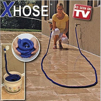 Wholesale Update Version Times Expandable Flexible Water Garden Hose FT FT FT Hose with Nozzle Sprayers Blue Green Pipe