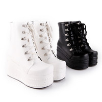 Wholesale Popular Women Wedge Ankle Boots Warm Shoes Winter Fur Strappy Boot X