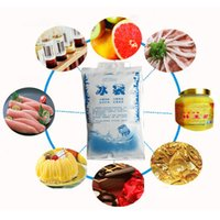 Wholesale Useful ml Thickened Cool Fresh Inject Water Reusable Ice Pack Bag