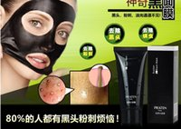 cleaner - 100PCS DHL PILATEN remove blackheads acne treatment mineral black mud face mask nasal membranes g