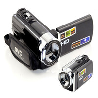 Wholesale 1080P CMOS Sensor Rechargeable Automatic Digital Video Recording Camcorder Full HD x Zoom DV Camera Rotation