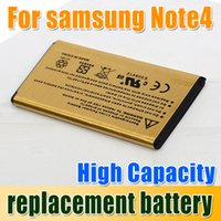 Wholesale 2015 Newest Battery High Capacity V mAh Business Replacement Li Polymer Battery for Samsung Galaxy Note Built in Battery Churchill