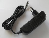 Wholesale NEW V A EU plug AC wall charger adapter power supply for Microsoft Windows Surface pro tablet