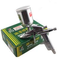 Cheap High Pressure Gravity Feed 0.5mm Pneumatic Spray Gun Auto Paint Air Spray 1 Combination Package