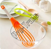balloon whisk - 144pcs Inch in Rotating Silicone Balloon and Flat Whisk Twist Milk and Egg Beater Blender Color Random