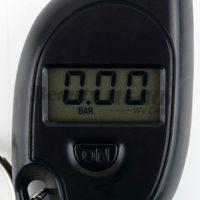 Wholesale NewTire guge Portable Digital LCD Motorcycle Vehicle car Tyre air Pressure Measure Tool