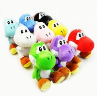 Wholesale Super Mario Brothers Soft Stuffed YOSHI quot Plush Doll Toy