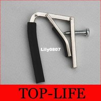 Wholesale New Quick Release Capo Clamp For Acoustic Electric Guitar