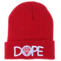 autumn party supplies - 2015 brand diamond supply hat Hot Sale color men women Fashion GD hip hop Knitted men and women skullies beanies Autumn Casual Cap Hats