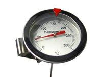 auto oil temperature gauges - 50 Celsius Degree Oil Temperature Gauge Meter Oil Temp Gauge with Sensor for Auto Car on sale