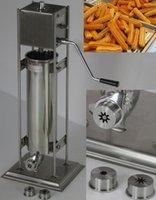 Wholesale Spanish Churro machine Churro making machine snack machine