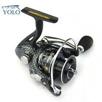 Yes bc fishing - High quality fishing lure coil BC series bearing spinning fishing reel metal Aluminum spools lure reel