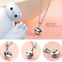 animal pak - Japan Super Pak Marines Healing s925 silver pendant female short paragraph clavicle chain pendant fashion lovers gift