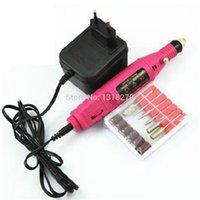 american machine tools - New V V Nail Art Cosmetic Tools Electric Nail Grinding Machine with EU plug American Plug