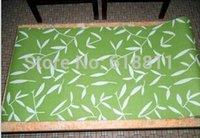 bamboo yoga mat - Slip resistance mm thick bamboo print pvc Yoga Mat for beginner