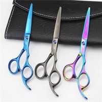 Wholesale High Quality Hair Scissors Cutting Thinning Shears Salon Professional Barber Hair Scissors