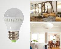 Wholesale LED Bulbs E27 B22 Globe Bulbs Lights W W W W SMD LED Light Bulbs Warm Pure White Super Bright Light Bulb Energy saving Light Lamp