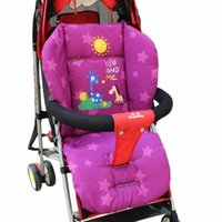 Wholesale Baby Stroller Cushion Child Cart Seat Cushion Pushchair Cotton Thick Mat Month Baby Car Pad