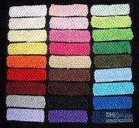 1.5 crochet headbands - Crochet headband waffle headband for baby inch