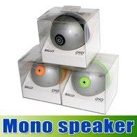 iphones - OYO Spherical Ballo Portable Rechargeable Speaker for Smartphones for Iphones waitingyou