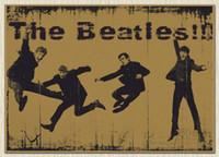 big room music - The rocks Wall Poster Big Room Pop Music Box Art Prints Mural Beatle bathroom wall tile stickers
