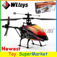 Cheap Free Ship Newest WLtoys V912 Big RC Helicopter With Camera Remote Control Toys 4CH Gyro 2.4GHz Radio Control RTF Single Blade