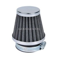 air powered scooter - Brand New All Motorcycle Parts Chrome Cone Power Scooter Cone race Air Filter MM N605