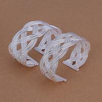Wholesale High grade sterling silver Size reticulocyte bracelet jewelry set DFMSS231 brand new Factory direct sale silver bracelet