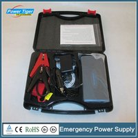 Wholesale Hot Sale V Multi function Car styling Jump Starter Universal Emergency power supply USB Car spare battery charger Power Bank