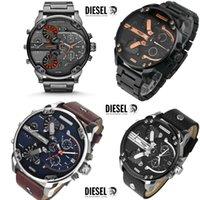 Wholesale DZ7312 new watch of wrist of men s luxury fashion brand sell like hot cakes Japan s military watch quartz clock DZ watch