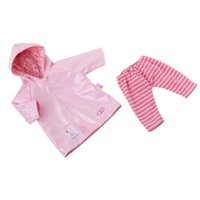 baby annabell - New Arrival Set Summer Rainy Clothes Fits for CM Baby Annabell Doll Doll Accessories