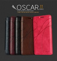 Wholesale samsung note case kalaideng KLD Oscar II Series leather case for Samsung Galaxy Note
