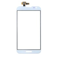 acoustic bar - panel acoustic White Touch Screen with Digitizer Glass Panel Replacement for LG Optimus G Pro E980 E985 F240