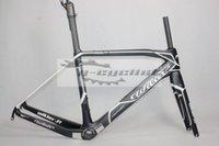 Wholesale hot sale Wilier Cento SR carbon frame BB386 carbon road bike S M L full carbon bicycle frameset glossy matt kinds color frame