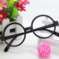 Wholesale 2015 new Cosplay Harry Potter Glasses round adult children harry potter glasses frame sell of lovely parents money