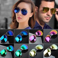 best eye glass frames - Best Sales Retro Vintage Unisex Anti UV Casual Fashion Sunglasses Sun Glasses Mirror Lens GX12 Express shipping