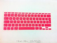 air iso - Spanish Euro Keyboard Cover Protector for MacBook Air quot Inch European ISO Keyboard Spain espanol teclado
