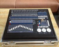 auto flight system - Kingkong Hot SaleDMX Standard KK P DMX Controller P DMX Console Stage Light DMX Control System With Flight Case