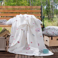 Wholesale extra soft bamboo summer style quilt QNF03