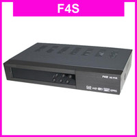 best media receiver - F4s Digital Satellite TV Box Support Youtube GPRS CA Wifi Best Set Top Box MHz MIPS CPU TV Media Player for Sale