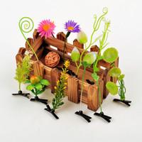 Cheap 12 Design Cute plant grass hairpin 2015 new lovely chilli strawberry Sun flower butterfly orange Children's Hair Accessories B001