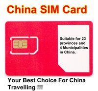Wholesale China SIM Card for travelling and business trip and Exhibition China mobile and China Unicom SIM card suitable for provinces