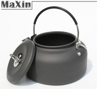 best kettles - Outdoor Special L Hiking Camping Survival Coffee Teapot Kettle Pot Best Aluminum