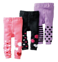 Wholesale Cotton Boy s Pants Girl s Tights Stripe Children s Clothes Underpants Baby PP Pants