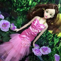 Wholesale fishtail Multilayer gauze High grade cultivate one s morality Deserve to act the role of doll