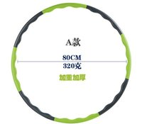 Wholesale Adult men and women lose weight fitness thin waist aggravating removable plastic high quality outdoor hula hoop