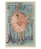 ballet dancers posters - Dancer ballet Classical Stylish Custom Fashion Tatoo On Wall Poster Print Size x75 cm Wall Sticker U1